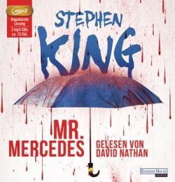 Hörbuchcover von Mr. Mercedes