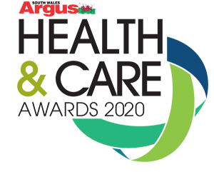SWA Health and Care Awards logo 2020