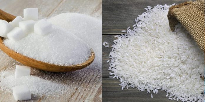 Two gazettes issued imposing MRP on sugar and rice