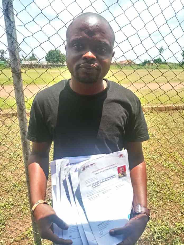 Oyo Govt. Arrests Cybercafe Owner Over Fake Amotekun Recruitment