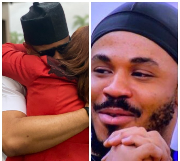 BBNaija: See Video Of How Ozo's Mother Received Him After His Eviction
