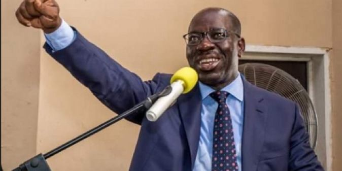 Breaking: Obaseki Win Edo Guber Election