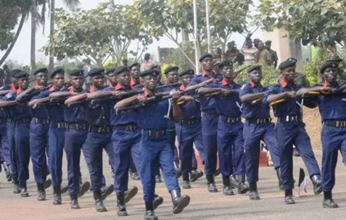 NSCDC has deployed personnel to ensure safety of lives and properties.