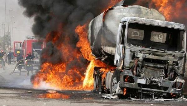 ICYMI: Many Feared Dead In Osun Tanker Explosion