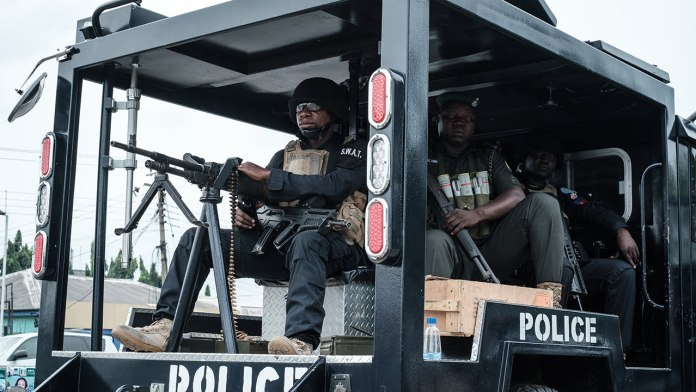 Oyo Police Parades Suspects Over Armed Robbers, Kidnapping