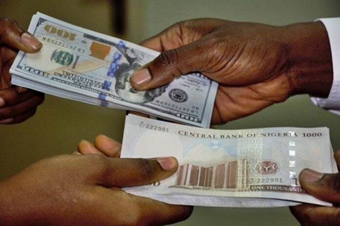 Naira Crashes At Black Market See Today's Exchange Rate