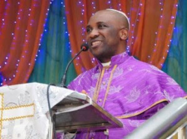 See What Primate Ayodele Said About Pastor Adeboye Late Son