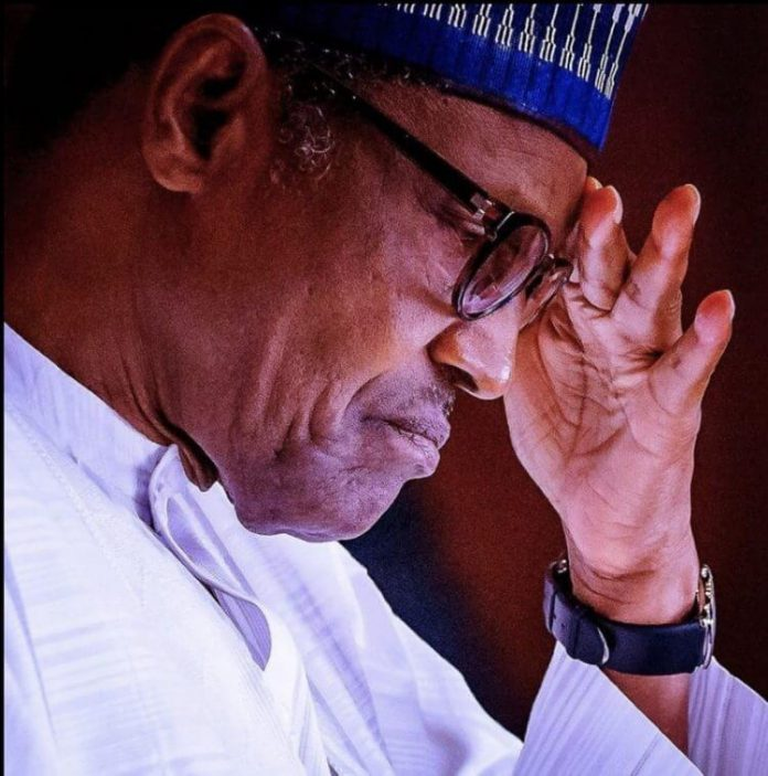 Nigerians To Block Buhari As He Lands In Lagos Today To Inaugurate Railway Station