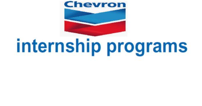 Apply For 2021/2022 Chevron Nigeria Graduate Internship Programme