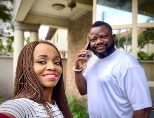 """""""I'm Now Ph.D. In View""""-Silverbird TV Staff, Celebrates Nollywood Filmmaker Who Paid For Her Jamb Form"""