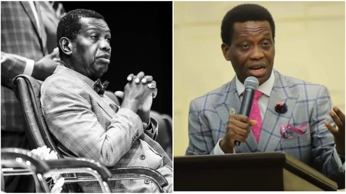 Pastor Adeboye Confirms Burial Arrangements For His Late Son, See Date