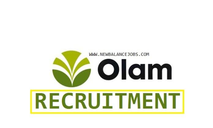 Recruitment: Apply For Olam Job Vacancies