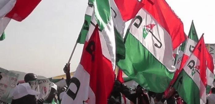 BREAKING: PDP Chairman Suspended, See Why