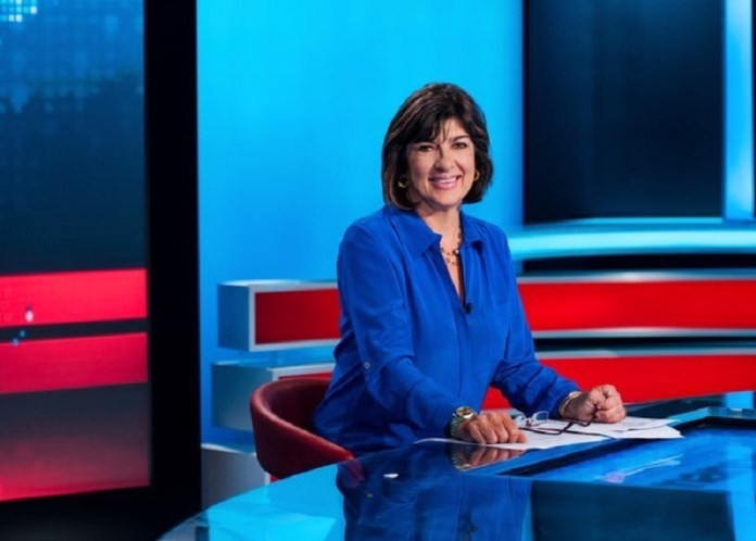 Popular CNN Christiane Amanpour Diagnosed With Cancer