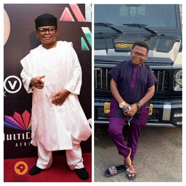 Popular Nollywood Actor, Osita Iheme Talks About His Height And Stagnant Growth