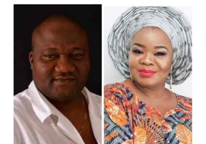 Breaking: Popular Nollywood Actress's Husband Is Dead