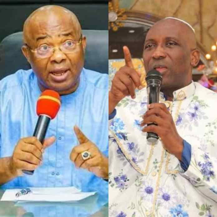 Governor Hope Uzodinma's Withdrawal From Open Grazing Ban Confirms Primate Ayodele's Prophecy