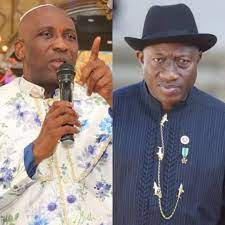 Primate Ayodele Warns Goodluck Jonathan Against Contesting In 2023 Says God Didn't Send Him