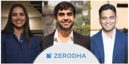 स्टॉक ब्रोकरेज कंपनी Zerodha चे संस्थापक असलेले कामत बंधू प्रत्येकी तब्बल १०० कोटी रुपये वार्षिक वेतन घेणार आहेत. कामत यांचे वेतन Infosys चे CEO सलील पारेख यांच्यापेक्षा दुप्पट