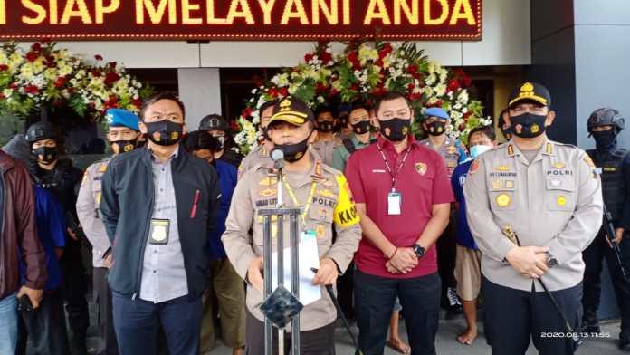 Lagi, Pelaku Penyerangan di Pasar Kliwon Ditangkap, 5 Penyerang Jadi Tersangka