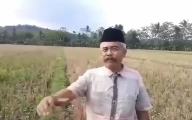 Viral Pria Paruh Baya Tantang Mantan Panglima TNI Jenderal Gatot Nurmantyo