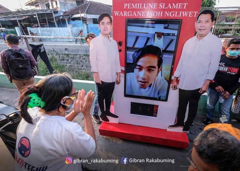 Kampanye 2 Paslon di Solo Jauh dari Pelanggaran Protokol Kesehatan