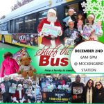 "1-800-Car-Wreck Announces Annual ""Stuff the Bus"" Holiday Toy Drive"