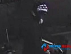 Aksi Pencurian Motor di Camplong Terekam Camera CCTV