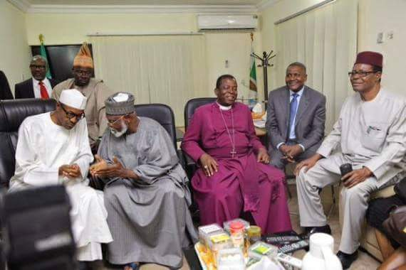 Cabal led by Abubakar Abdulsalami meet president-elect to discuss impunity