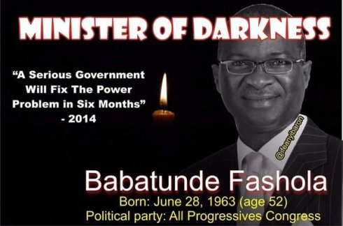 Image result for fashola nepa