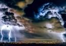 Avertizare COD GALBEN: Furtuni, vijelii și grindină în 16 județe