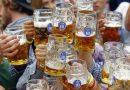 OKTOBERFEST a început oficial la München
