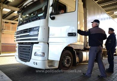 Ungaria restricționează circulaţia autovehiculelor cu o capacitate mai mare de 7,5 tone