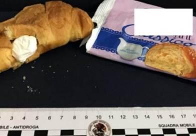 Droguri ascunse în croissante. Traficant român căutat de autoritățile italiene, arestat în Austria