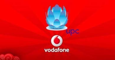 Comisia Europeană investighează preluarea UPC de către Vodafone
