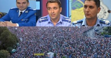 Jandarmeria ține încă la secret documentele prin care s-a planificat și executat intervenția din 10 august