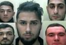 Cinci muncitori români, zece ani de închisoare pentru violarea în grup a unei adolescente