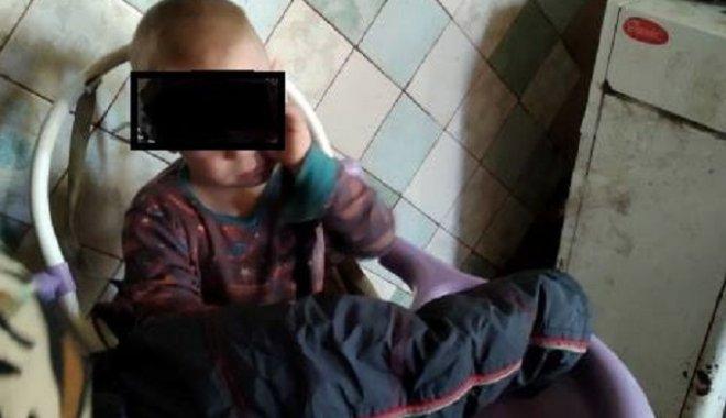 Новости: Харьковчанка держала впроголодь трехлетнего ...