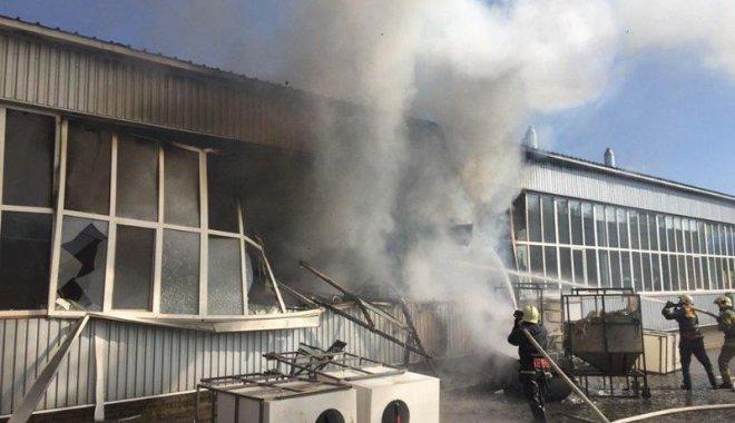 Новости: Взрыв на сумском заводе: одного из пострадавших ...