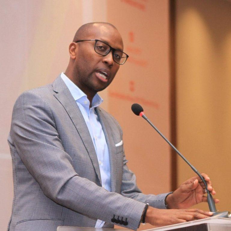 Dr Githinji Gitahi, Global CEO Amref Health Africa | Co-Chair UHC2030 | Board Member Africa CDC, Women Lift, SMG, Safaricom Fdn