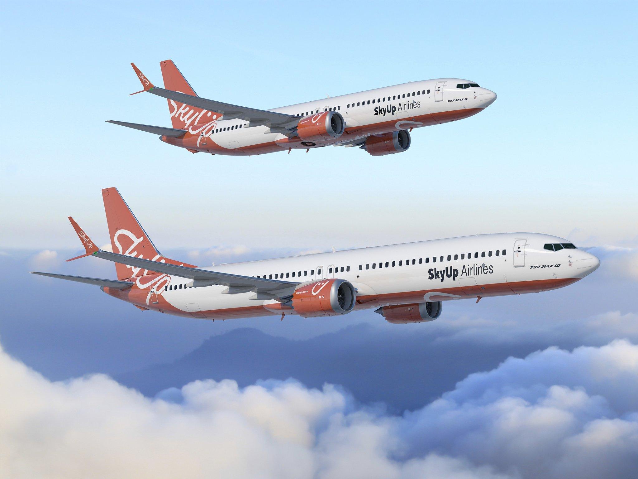 Resultado de imagen para SkyUp Airlines