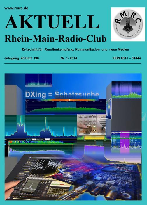 RMRC-Aktuell Ausgabe 1/2014.