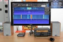 TS-590SG und RadioJet 1305P im Tracking