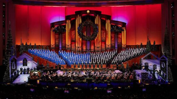 Christmas Concert Performance