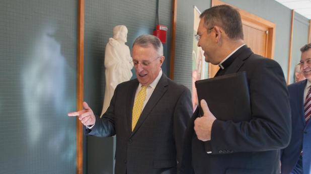 Elder Ulisses Soares in Austin Texas