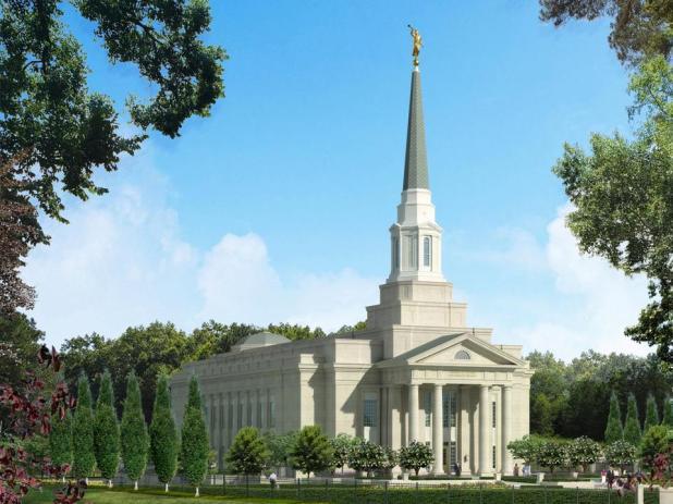 Richmond Virginia Temple