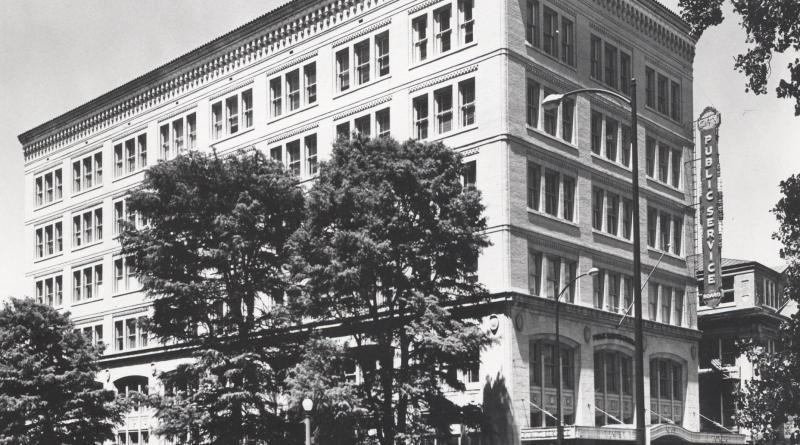 (Image) Main Office circa 1942