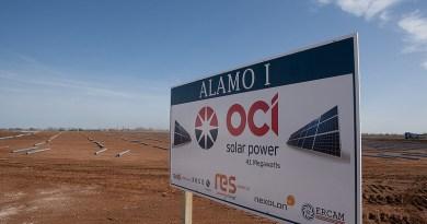(Image) Alamo I -- OCI Solar Power