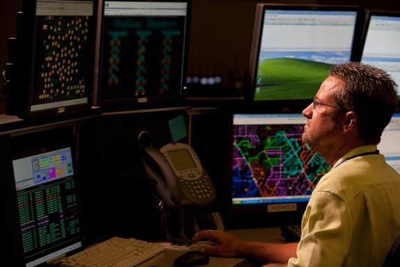 CPS Energy Control Center