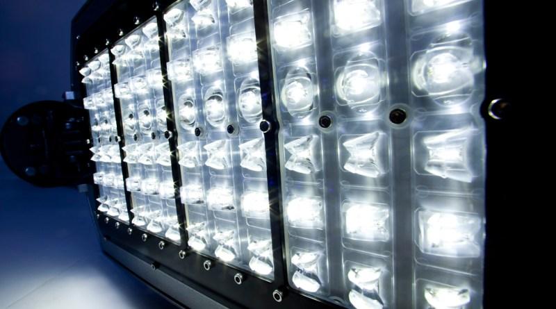 (Image) LED street light